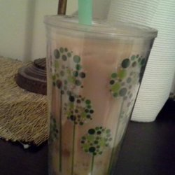 Pina Colada Bubble Tea recipe