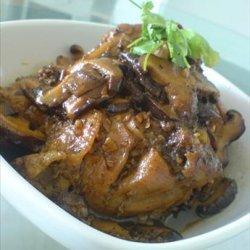 Sticky Soy Chicken recipe