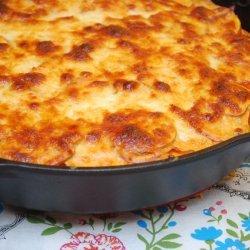Creamy Potato Casserole recipe