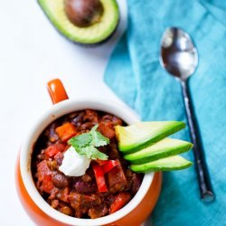 Speedy Chili recipe
