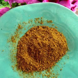Afghani Meat and Fish Spice Rub recipe