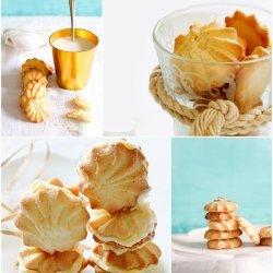 Lime Spritz Cookies recipe