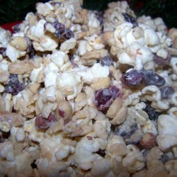 Sweet Snack Mix recipe