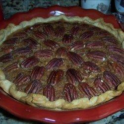 Kahlua Pecan Pie recipe
