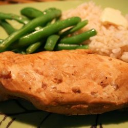 Grandma Hollar's No BBQ Sauce BBQ Chicken recipe