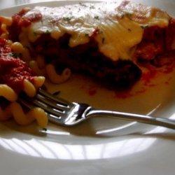 Mom's Chicken Parmigiana recipe