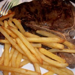 Uncle Charlie's Very Special Grilled Steaks recipe