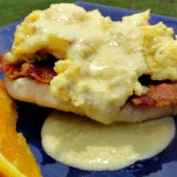 Five Minute Hollandaise Sauce recipe