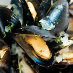 The Drunken Mussel is an Irish Favourite recipe