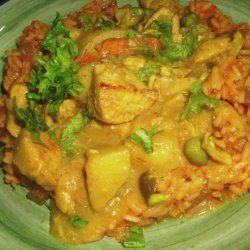 Lamb Korma Curry recipe