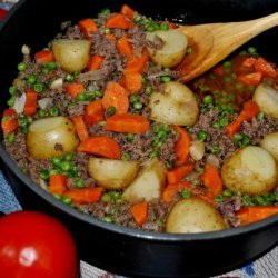 Beef and Potato Stew recipe
