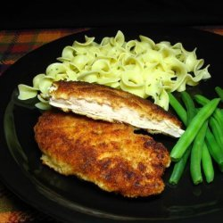 Uncle Bill's Chicken Cutlets Melanaise recipe