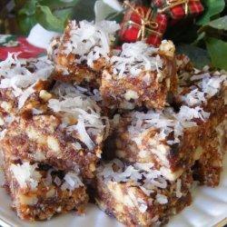 Date Rice Krispies Bars recipe
