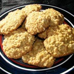 Farm Journal's Oatmeal Coconut Crisp Cookies recipe