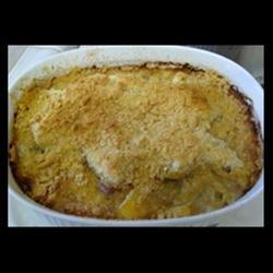 Cheesy Zucchini Casserole II recipe