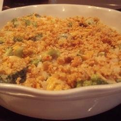 Vernita's Broccoli Casserole recipe