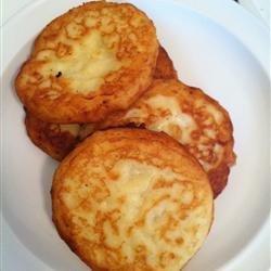 Old Fashioned Potato Cakes recipe