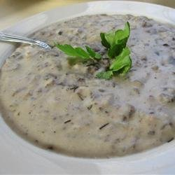 Cream of Mushroom Soup I recipe
