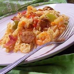 Bubba's Jambalaya recipe