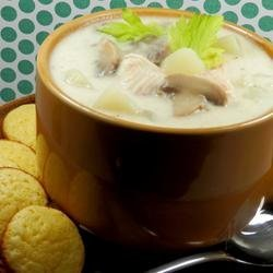 Fish Chowder recipe