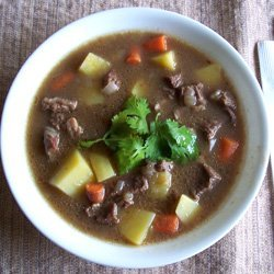 Beef Stew IV recipe