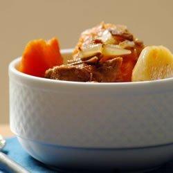 Alison's Slow Cooker Vegetable Beef Soup recipe