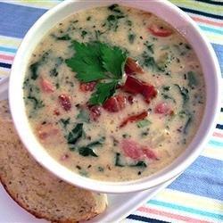 Rich Italian Sausage and Potato Soup recipe