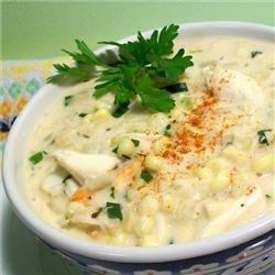 Cajun Crab Soup recipe