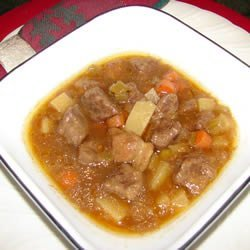 Beef Stew II recipe