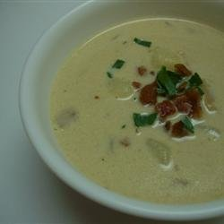 New England Clam Chowder II recipe
