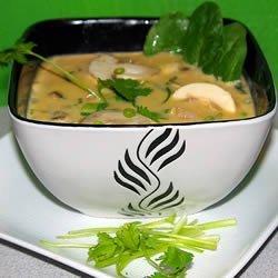 Thai Curry Soup recipe