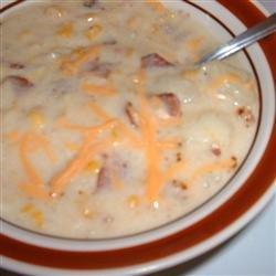 Corn Chowder I recipe