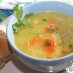 Chicken Soup III recipe