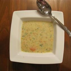 Zucchini Soup II recipe