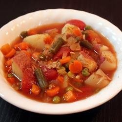 Maryland Crab Soup recipe
