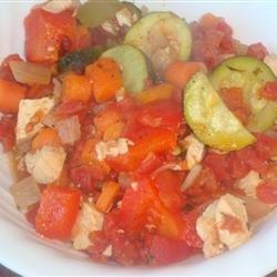 Quick Chicken Stew recipe