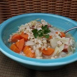 Cabbage Soup II recipe