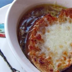 French Onion Soup II recipe
