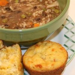 Carib Black Bean Soup recipe