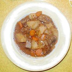 Beer Beef Stew II recipe