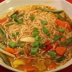 Ramen Noodle Soup recipe