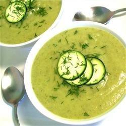 Zucchini Soup I recipe