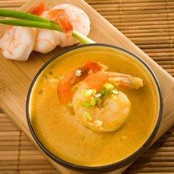 Curried Shrimp Bisque recipe