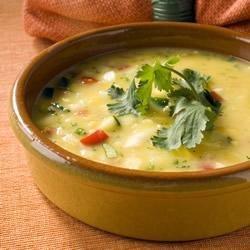 Mango Gazpacho recipe