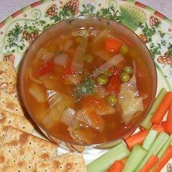 Diet Soup recipe