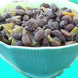 Brazilian Black Bean Soup recipe