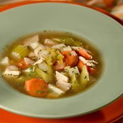 Green Chile Chicken Stew recipe