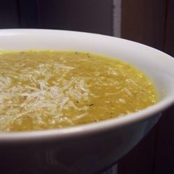 Coconut Lentil Soup recipe