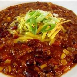 Taco Soup VI recipe