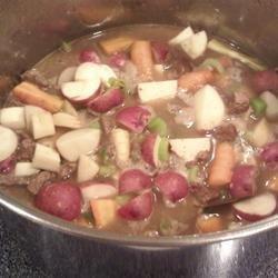 Venison Stew II recipe